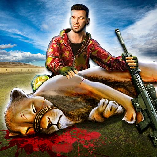 Lion Hunter Sniper Safari - Animal Hunting Game