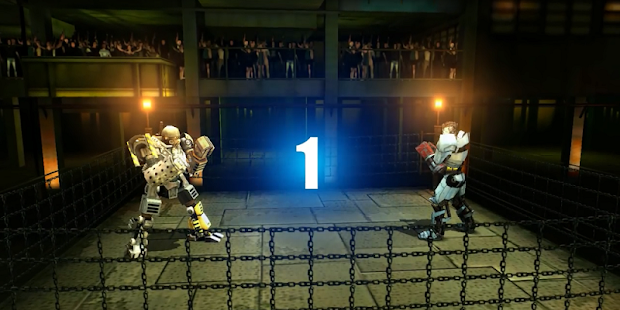 cheplays for REAL STEEL BOXING MASTER - náhled