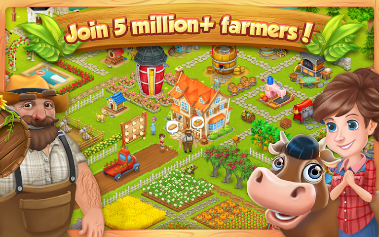 android Let's Farm Screenshot 12
