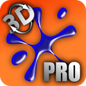 Water Touch Pro Parallax Live Wallpaper icon