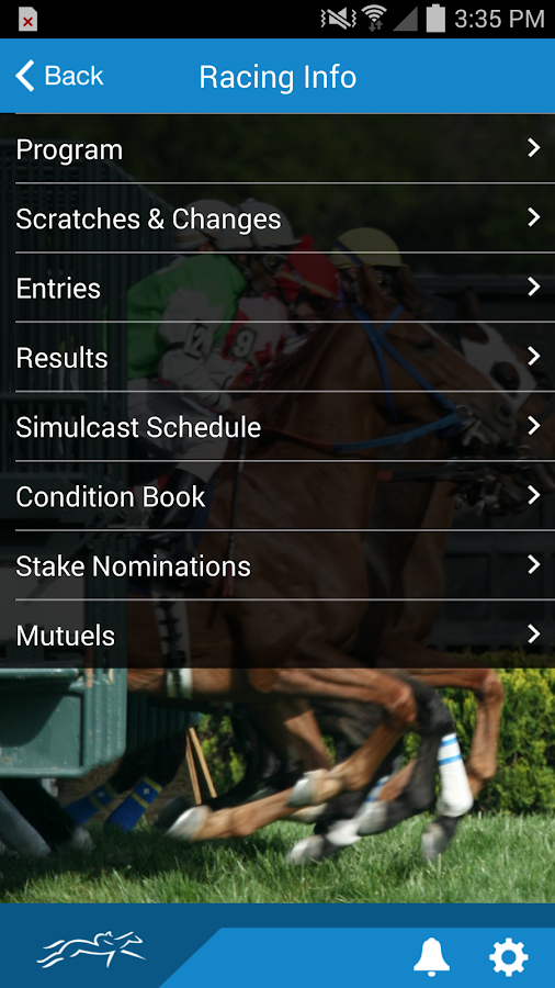 Del Mar Thoroughbred Club- screenshot