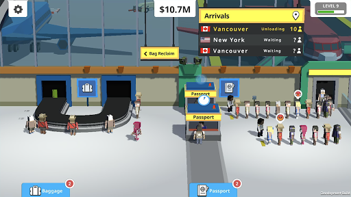 Idle Tap Airport 1.14.1 screenshots 6