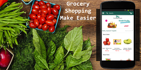 My Provision Store Grocery App screenshot 0