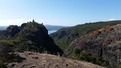 Photo: Looking towards Whangaroa from Duke's Nose