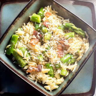 Orzo With Asparagus And Parmesan Recipes