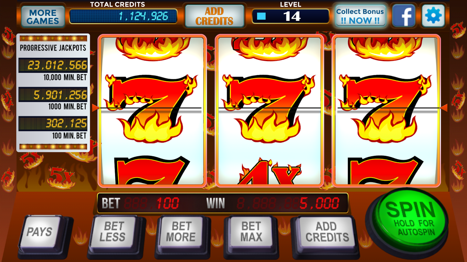 Vintage Slot Machine - Play Free Casino Slots Online