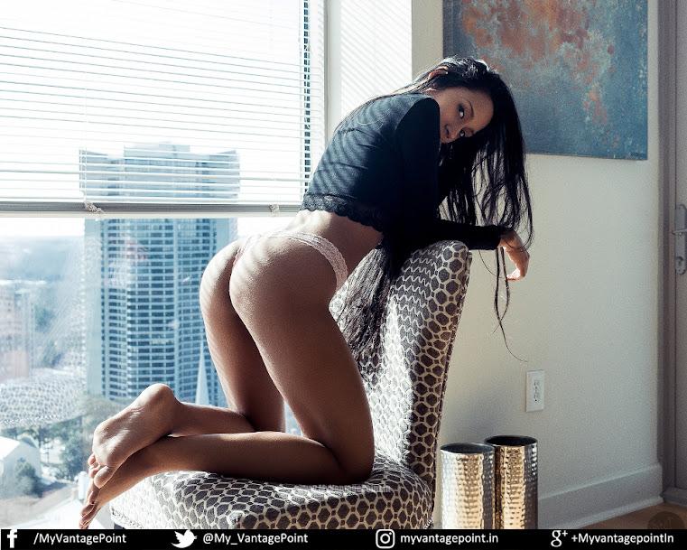 Kalham Amor sexy back, Kalham Amor sexy legs, indo american girl Kalham Amor