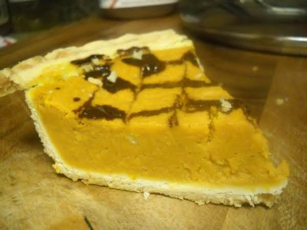 Pumpkin Ale Pie Recipe