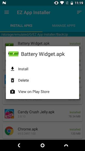 EZ App Installer 1.5.1 screenshots 3