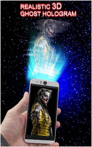 android Ghost Projector Prank Screenshot 7