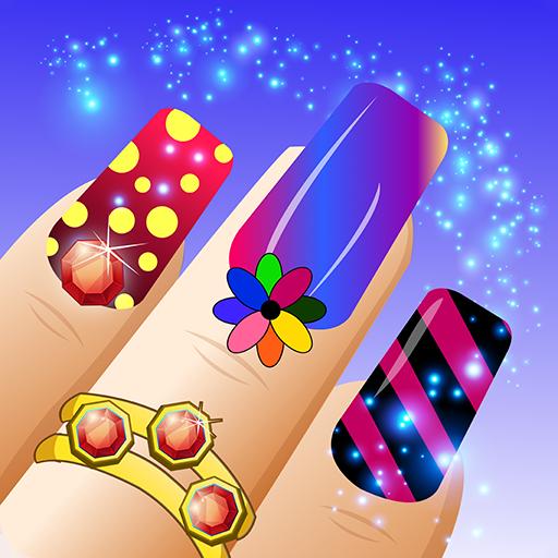 Nail designs & manicure spa Icon