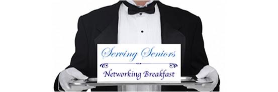 August Serving Seniors Breakfast