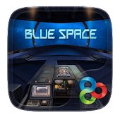 Blue Space GO Launcher