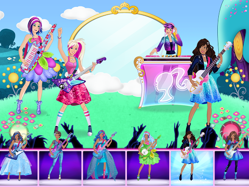 Barbie Superstar! Music Maker 1.1 screenshots 8