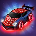 Merge Neon Car: Car Merger icon