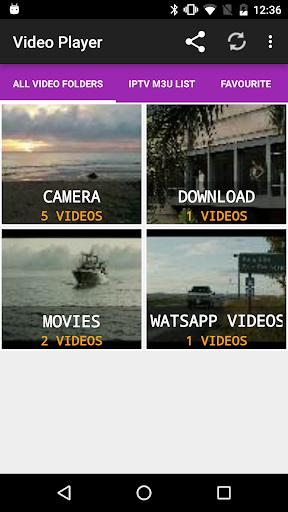 Video Player HD - FLV AC3 MP4