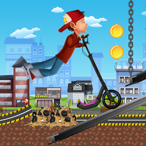 Kids Scooter (game)