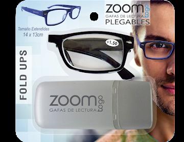 Gafas Zoom Togo Lectura   Fold Ups 2 Blíster Aumento 1.50 X1Und