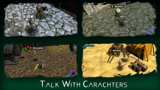 The Dark Book: RPG Offline 2.4.61 screenshots 1
