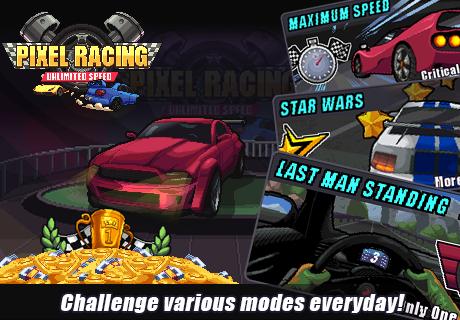 Pixel Racing 1.1.3 screenshots 6