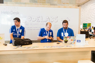 Photo: Code Labs allow developers to get hands on hacking experience with our APIs and platforms.