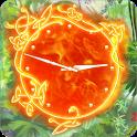 Fire Clock icon