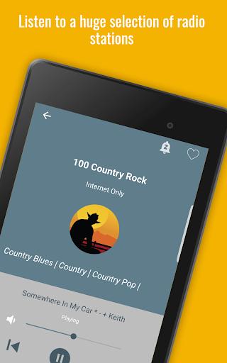 Country Music Radio ud83dudcfbud83eudd20 Worldwide 1.0 screenshots 16