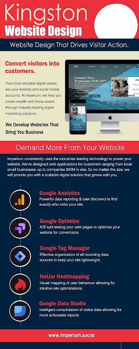 Kingston Website Design