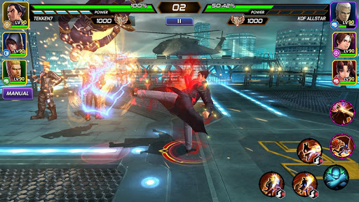 The King of Fighters ALLSTAR 1.1.0 screenshots hack proof 2