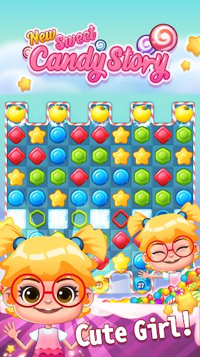 New Sweet Candy Story 2020 screenshot 3