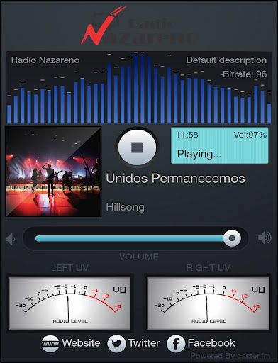 Radio Nazareno 1.0.1 screenshots 2