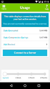Private WiFi – A Secure VPN- screenshot thumbnail