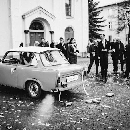 Wedding photographer Marek Suchy (suchy). Photo of 03.11.2017