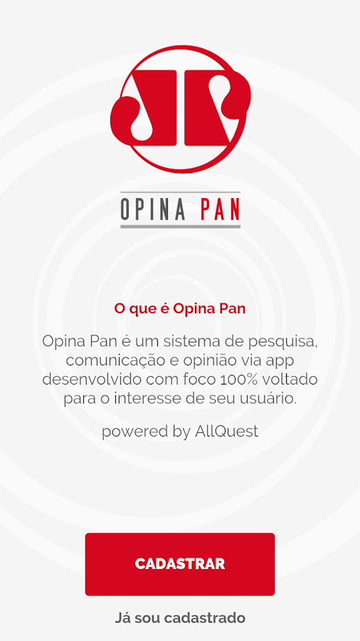 Opina Pan- screenshot
