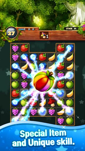 Sweet Fruit POP : Match 3 Puzzle apkmr screenshots 12