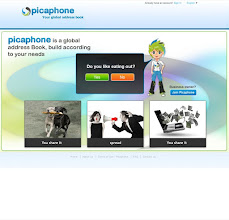 Photo: Picaphone Homepage