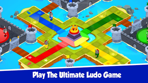 ud83cudfb2 Ludo Game - Dice Board Games for Free ud83cudfb2 2.1 Screenshots 1