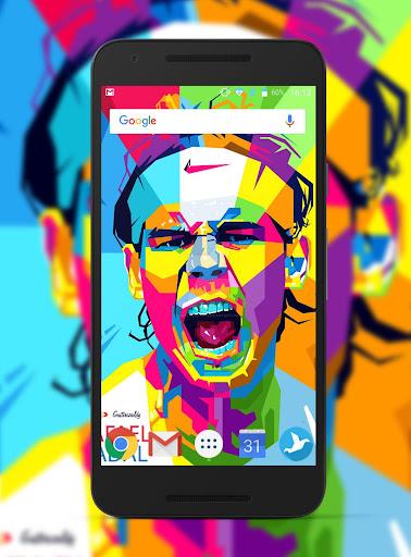Rafael Nadal Wallpaper HD  screenshots 1