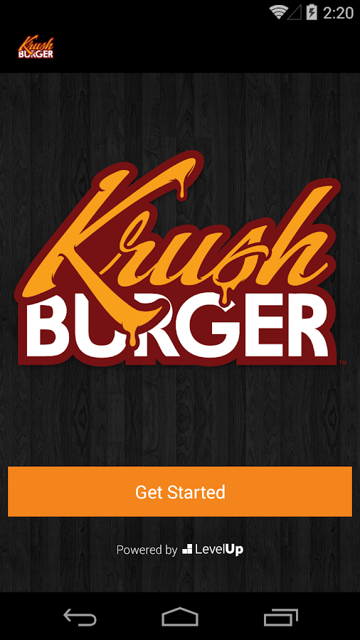 Krush Burger- screenshot