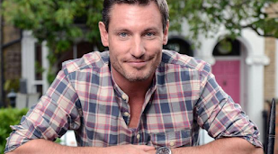 Dean Gaffney will return to EastEnders next month