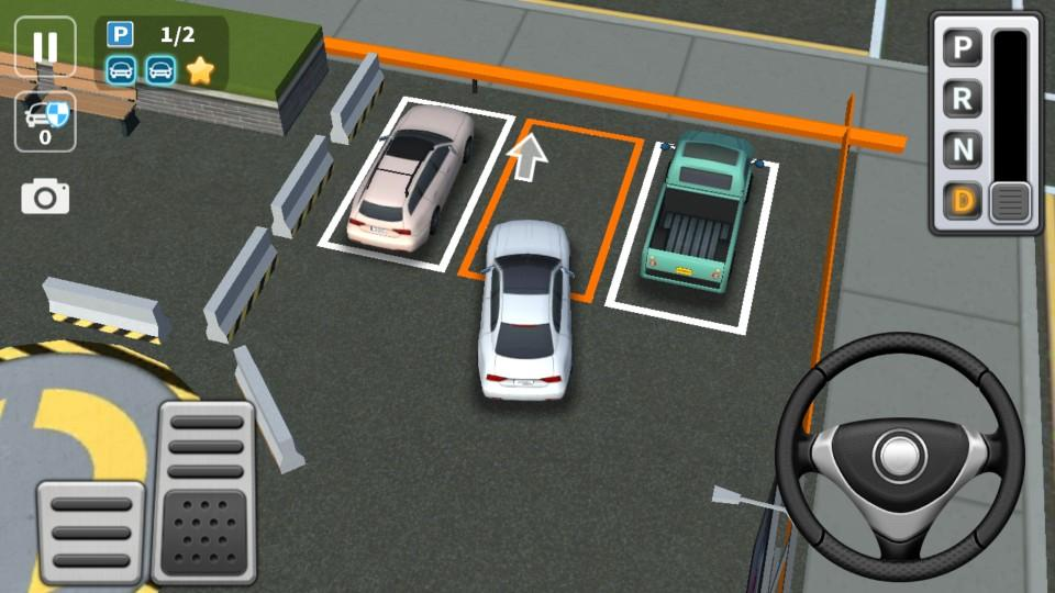 Parking King Android App Screenshot