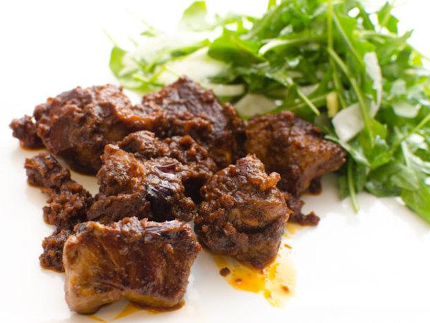 Beef Tibs Recipe