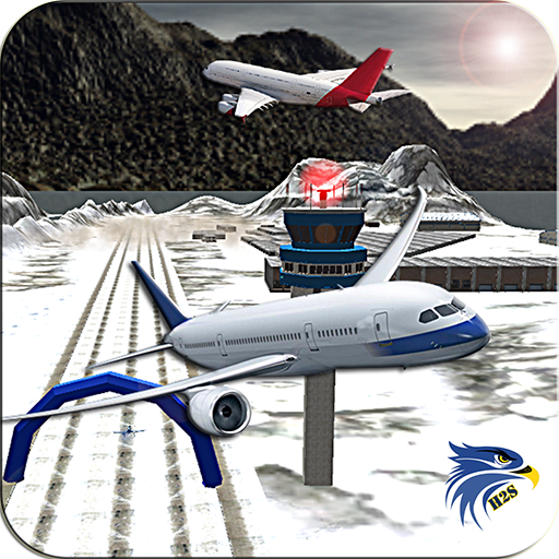 Extreme Flying Pilot: Airplane Flight Simulator