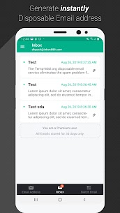 Temp Mail Mod Apk Download – Instant Temporary Email (No Ads) 2