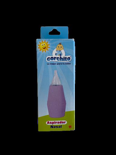 Aspirador Corchito Nasal Corchito