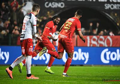 Antwerp had véél kansen nodig om te scoren tegen Kortrijk en zit met een groot probleem opgezadeld