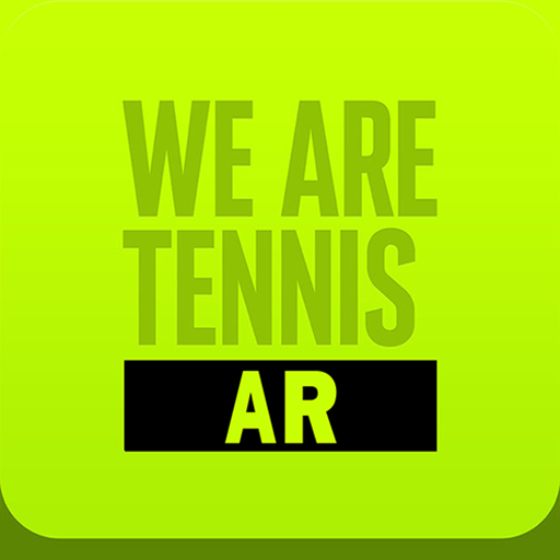 We Are Tennis AR Icon