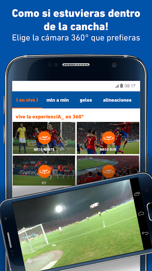 Entel F.C.- screenshot