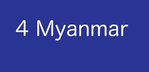 4 Myanmar - Apps on Google Play