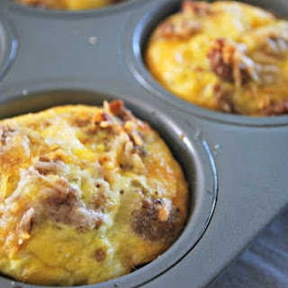 Sausage Egg Cheese Muffins Recipes